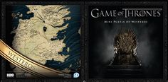 Win a Game of Thrones Westeros Mini Puzzle! | Watchers on the Wall | A Game of Thrones Community for Breaking News, Casting, and Commentary