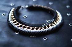 Choker/collar necklace