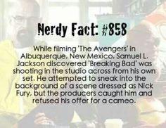 Nerd fact #858