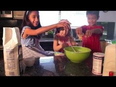 I'm Gonna Make a Cake - Kids Song by Patty Shukla (First, Second, Third - Ordinal Numbers)