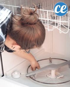I'm sharing 21 of my very best cleaning hacks for just about everything in your kitchen, including floors, cabinets, appliances, and more! These tips are sure to save you a LOT of time and effort on your kitchen cleaning projects. Cleaning Your Dishwasher, Household Cleaning Tips, Dishwasher Detergent, House Cleaning Tips, Deep Cleaning, Cleaning Hacks, Household Cleaners, Unclog Dishwasher, Hacks Diy