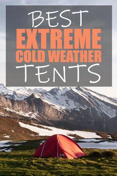 Harsh winter weather conditions with only the best cold weather camping tents will ensure your safety.If you're unsure which one to buy have a look below as we discuss three of the cold weather tents. Camping Grill, Best Camping Gear, Diy Camping, Camping Survival, Camping Hacks, Outdoor Camping, Outdoor Gear, Camping Ideas, Survival Gear