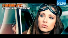 How to create Cinematic color for your photos, 2 methods for teal / orange Blockbuster look as well as stylized color in Photoshop.