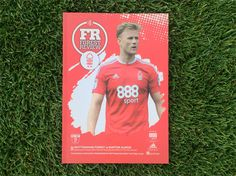 Nottingham Forest's new-look matchday programme will be on sale around The City…