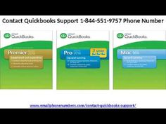 contact Quickbooks 1-844-551-9757 Support Phone Number