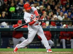Los Angeles Angels vs. Seattle Mariners - Photos - April 07, 2015 - ESPN