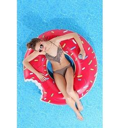 Donut Pool Float