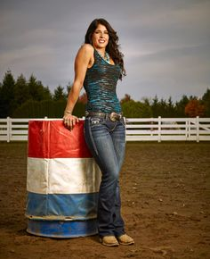 Marvel Murphy - One of my heroes! This girl is one of my biggest role models! Hot Country Girls, Country Girls Outfits, Country Girl Style, Country Women, Southern Girls, Sexy Cowgirl Outfits, Cowgirl Style, Rodeo Cowgirl, Vaquera Sexy