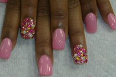 53 Best Junk Nails Images On Pinterest Cute Nails Pretty Nails