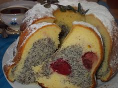 Bunt Cakes, Czech Recipes, Banana Bread, French Toast, Food And Drink, Breakfast, Desserts, Brownies, Weight Loss