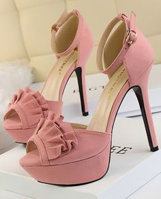 9b2aac55c Peep Toe Sexy Bowknot Fashion Shoes  Sandal Wholesale Shoes Wholesale  clothing
