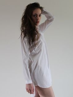 LÅNGSKJORTA via IINA Clothing. Click on the image to see more!