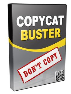 CopyCat Buster Video Series with Master Resell Rights How to check your #articles for plagiarism! #Plagiarism is a crime but even bloggers and online publishers already knew this rule, you can still see a lot of information being copied from one source to other sources without giving credit to the owner.  To avoid this issue, you must know how to check your article content whether it is already being #plagiarized or being copied by someone else online.