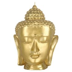 Buddha Head Candle <3