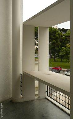 Curutchet House. 1953. La Plata, Buenos Aires, Argentina. Le Corbusier