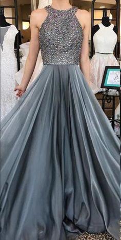 plus size navy tulle beaded top long prom #prom #promdress #dress #eveningdress #evening #fashion #love #shopping #art #dress #women #mermaid #SEXY #SexyGirl #PromDresses