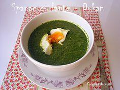 Arome si culori : Spanac cu lapte - Dukan Palak Paneer, Ethnic Recipes, Food, Creamed Spinach, Soups, Essen, Meals, Yemek, Eten