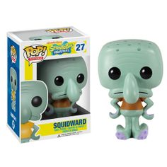 popvinylfigs - SpongeBob SquarePants Squidward Tentacles Pop! Vinyl Figure, This item is out of stock but may be able to be backordered.  Please contact us if you wish to place an order. (http://www.popvinylfigs.com/spongebob-squarepants-squidward-tentacles-pop-vinyl-figure/)
