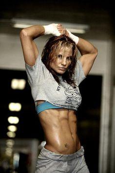Hot fitness girls - Workout hard!
