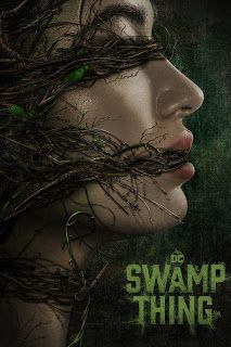 Swamp Thing poster, t-shirt, mouse pad Swamp Thing Movie, Swamp Thing Dc Comics, Swamp Thing 1982, Crystal Reed, Will Patton, Adrienne Barbeau, Frank Frazetta, Castle Rock, The Cw