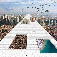 """Galeria de Arte e Arquitetura: """"Superstudio Revisitado"""" por Nitsche Arquitetos…"""