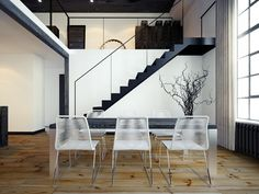 Dit industriele loft is pure mannelijkheid en een industrieel droomhuis voor mannen. Design, industrial design, industrieel, woonkamer, keuken, details. Deze woning heeft een stijlvolle industriële look. Man-man.nl