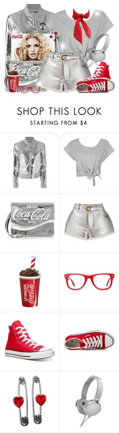 """""""~ Enjoy C-C ~"""" by li-lilou ❤ liked on Polyvore featuring Paco Rabanne, Pinko, Marni, Muse, Converse and Sony"""