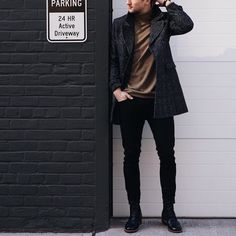 Great autumn/winter outfit by @marcelfloruss  [ http://ift.tt/1f8LY65 ]