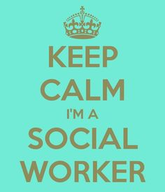 Keep calm and check out the Colorado State University School of Social Work!