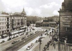 Berlin, Tauentzien Wittenbergplatz 1935.