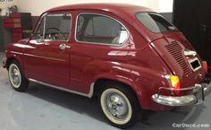 600 🇮🇹 Fiat 600, Automobile, Vehicles, Cars, Home, Buenos Aires Argentina, Car, Motor Car, Autos