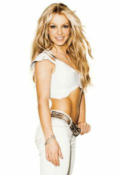 This has always been one of my favorite pics of Britney!! Hot tummy :)