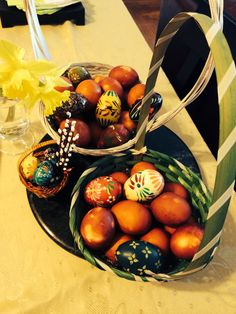 My Easter Sunday table!