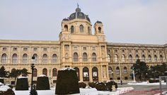 Vienna/Naturhistorisches Museeum Vienna, Louvre, City, Building, Travel, Viajes, Buildings, Cities, Destinations
