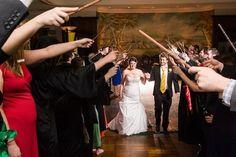 mariage-theme-harry-potter-allee - cinereplicas.fr