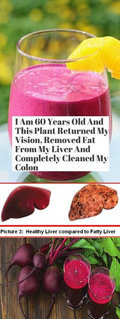 I AM 60 YEARS OLD AND THIS PLANT RETURNED MY VISION, REMOVED FAT FROM MY LIVER AND COMPLETELY CLEANED MY COLON