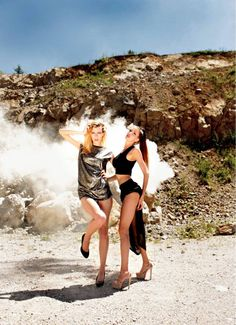models, smoke, photo, editorial, collection, independent