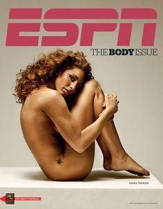 Diana Taurasi bares all for ESPN Magazine
