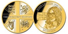 John Lennon Commemorative Gold Coin John Lennon (9 October 1940 - 8 December 1980) rose to worldwide fame as one of the founding members of The Beatles, one of the most successful and critically acclaimed acts in the history of popular music.  He was also a writer and performer of tremendously powerful and moving solo work. Beyond his achievements as a musician, John Lennon was one of the most prominent advocates for peace in his day. Aged just 40, Lennon was tragically murdered in 1980