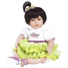 Boneca Adora Twist Of Lime Brinquedo Menina - R$ 700,90 no MercadoLivre
