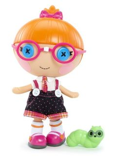 Lalaloopsy Littles are the younger siblings of Lalaloopsies