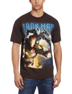 Marvel Men's Iron Man 3 Movie Blast Team T-Shirt  #Blast #Iron #Marvel #Men's #Movie #Team #Tshirt TshirtPix.com