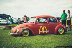 Fusca McDonald's.