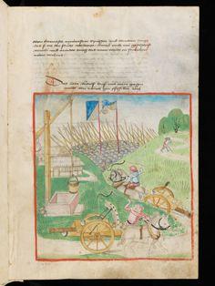 Standortland:Schweiz Ort:Bern Bibliothek / Sammlung:Burgerbibliothek Signatur:Mss.h.h.I.2 Handschriftentitel:Diebold Schilling, Amtliche Berner Chronik, Bd. 2 Datum: 1478-1483 Sprache:Deutsch