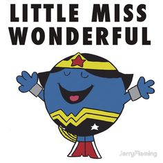 Little Miss Wonderful by ~JerryFleming