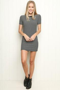 Brandy ♥ Melville | Jenelle Dress - Dresses - Clothing