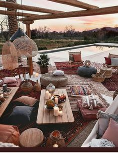 Boho Outdoor Space Boho Outdoor Space The post Boho Outdoor Space appeared first on Evelyn Simoneau. Outdoor Rooms, Outdoor Living, Outdoor Furniture Sets, Outdoor Decor, Gazebos, Nordic Living, Backyard Landscaping, Backyard Hammock, Backyard Picnic