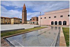 Sardegna Carbonia Fontana Piazza Roma  #TuscanyAgriturismoGiratola