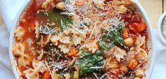 Chickpea Tomato Minestrone - AOL Food
