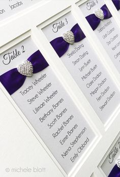 Stunning multi aperture ornate framed wedding table seating plan paris collection framed wedding table seating plan single or double aperture designs customised to your colour scheme crystal hearts junglespirit Choice Image